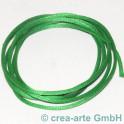 Seidenband 1m wiesengrün