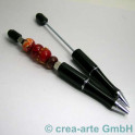 stylo à bille noir