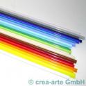 Glasstangenset Moretti opak 20 Stück