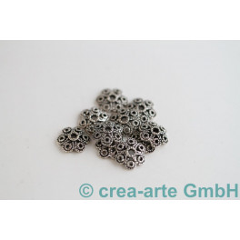 Metallkappen 12mm  Loch 2mm 10 St._1564