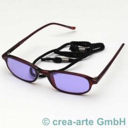 Schutzbrille Didymium 202 ACE, dunkelrot, leicht_1593