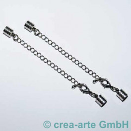 Endkappe  6mm mit Regulation silberfarbig 2 St._1615
