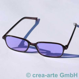 Didymium Schutzbrille korrigiert 1,0 Dioptrin_1668