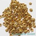 GP Metallkappen 8.5x2.5mm, goldfarbig, 200 Stück