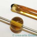 Lauscha AK104 T citrin gold 6-8 mm