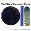 Dark Blue Amber COE33