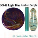 light Blue Amber