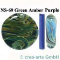 Green Amber Purple