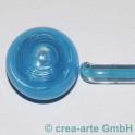 Filigrana turqois sombre 5-6mm 1m