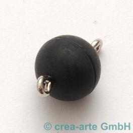 Magnetkugelverschluss 10mm, schwarz matt_1964
