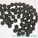Boules 15mm argentée 60 pièces