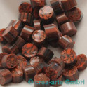 Murrine effetre marrone-orange 50g. 7-8mm_2023