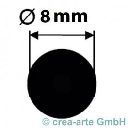 Borosilikatglasstange klar 8mm ca 150cm_2099