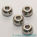 Boules 8mm,acier affiné  4 pieces