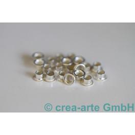 Perlenhülse 925er Silber, 3mm 20St._2179
