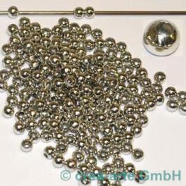 Metallkugel silberfarbig, 7mm, 200 Stück_2265