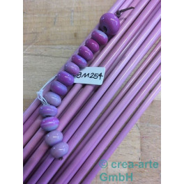 Handmade rosa fuxia EDP 5-6mm_240