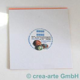 Blatt-Kompositions-Gold 25 Blatt 140x140mm_252
