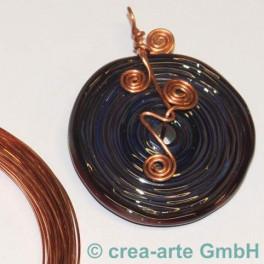 Kupferdraht, kupfer 0.6mm, 10m_2652