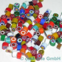 Millefiori trie, 50 gramm, dimension 3-4mm