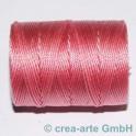 Knüpfgarn-Spule Pink