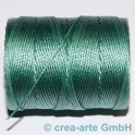 Knüpfgarn-Spule Turquoise_2700