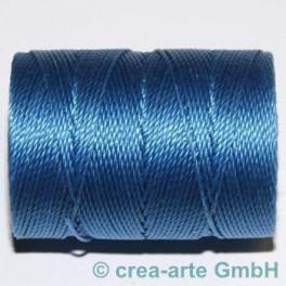 Knüpfgarn-Spule Caribbean Blue_2701