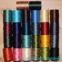 Knüpfgarn-Spulen SET 26 Farben