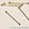 Piercing mit Kugel 3mm, 5 Stück_2743