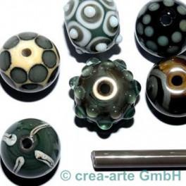 handmade verde grigio 5-6mm_2845