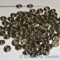 perles 14x7mm trou 1.6mm 100p.