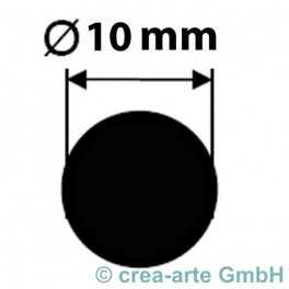 Borosilikatglasstange klar 10mm150cm Kg_2890