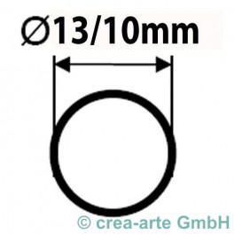 Boro Rohr D=13mm Wanddicke 1.5mm kg_2898