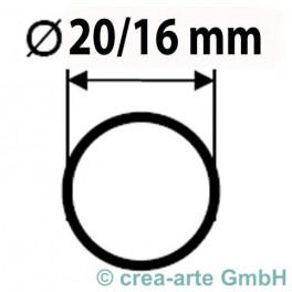 Boro Rohr D=20mm Wanddicke 2mm kg_2900