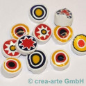 Murrine effetre vari 50g. D ca.18mm