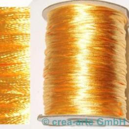 Seidenband ca 92m goldgelb_2928