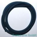 PVC rond 4mm percé 1m turquoise