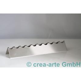 Glasstäbeablage 25cm_311