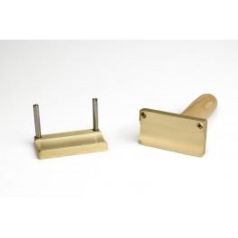 Perlenpresse Elipse- Crunch 75x24 mm_3165