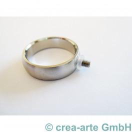 Edelstahl Rico-Design Fingerring 16mm, schmal_3336