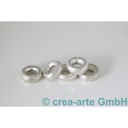 Metallring silberfarbig 5Stk_3341