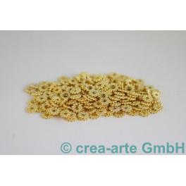 GP Spacer, 9mm, goldfarbig, 200 Stk_3363