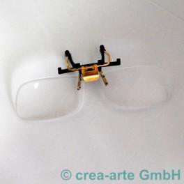 zur Befestigung an Didmyiumbrille +3.5 Dioptrin_3557