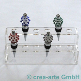 Acryl Display für 12 Flaschenstopper_3561