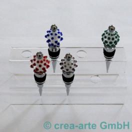 Acryl Display für 7 Flaschenstopper_3562