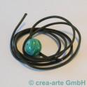Nappaleder rund 2.5mm, 1m, moosgrün_3597
