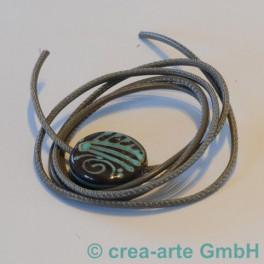 Nappaleder rund 2.5mm, 1m, grautaupe_3601