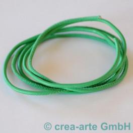 Nappaleder rund 2.5mm, 1m, hellgrün_3680