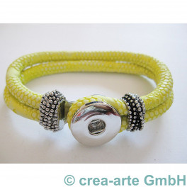 Chunk Armband gelb_3742