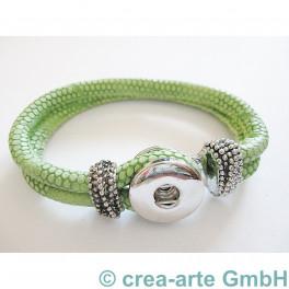 Chunk Armband hellgrün_3744